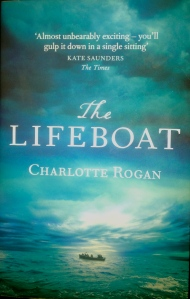 Charlotte Rogan's The Lifeboat